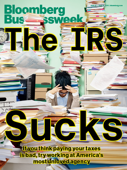 Bloomberg BusinessWeek IRS
